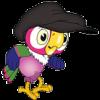 Блудный попугай